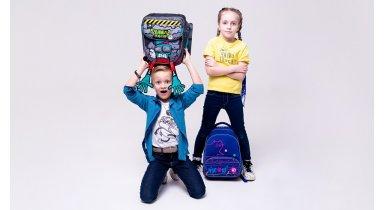 Скільки повинен важити шкільний рюкзак