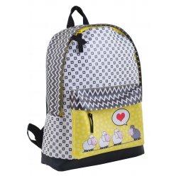 Рюкзак для підлітків YES ST-28 Love sheeps, 35*27*13