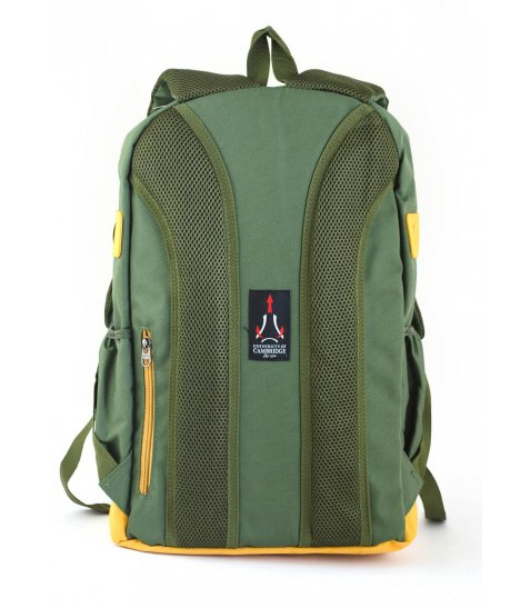 Рюкзак для підлітків YES  CA 082, зелений, 31*46*15