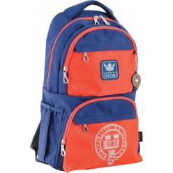 Рюкзак для підлітків YES  OX 233, синьо-помаранчовий, 31*46*17