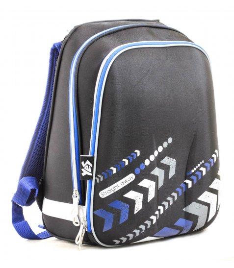 """Рюкзак шкільний каркасний YES  Н-12 """"Move"""", 36*32*17см - фото 1 з 9"""