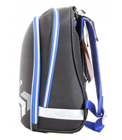 """Рюкзак шкільний каркасний YES  Н-12 """"Move"""", 36*32*17см - фото 6 з 9"""