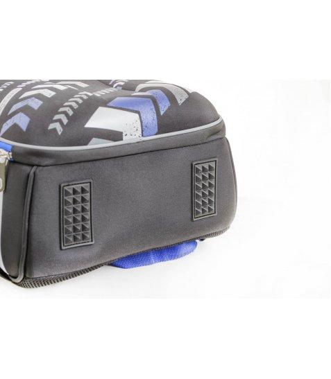 """Рюкзак шкільний каркасний YES  Н-12 """"Move"""", 36*32*17см - фото 9 з 9"""