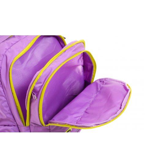 """Рюкзак для підлітків YES  L-12 """"Oxford"""" бузковий, 43*30.5*15см"""