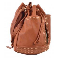 Сумка- рюкзак YES, рудий, 30*27*15.5