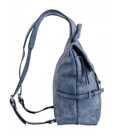 Сумка-рюкзак  YES, срібло, 29*33*15см