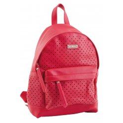 Сумка-рюкзак  YES, малиновий, 23.5*33*11см