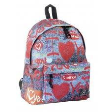 Рюкзак підлітковий ST-15 Crazy 21, 31*41*14