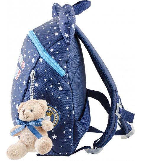 Рюкзак дитячий  YES  OX-17, синій, 20.5*28.5*9.5
