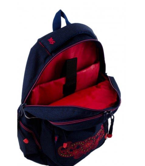 Рюкзак для підлітків YES  Т-23 Jeans, 47*30*13