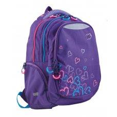 Рюкзак для підлітків YES  Т-24 Hearts, 43*30*15