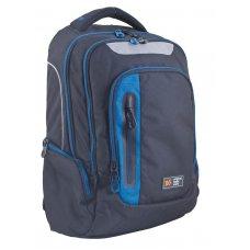 Рюкзак для підлітків YES  Т-22 With blue, 48*32*10