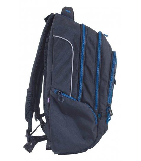 Рюкзак для підлітків YES  Т-22 With blue, 48*32*10 - фото 2 з 5
