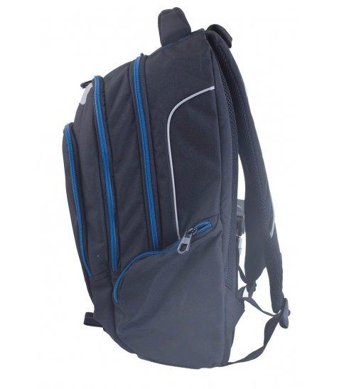 Рюкзак для підлітків YES  Т-22 With blue, 48*32*10 - фото 3 з 5