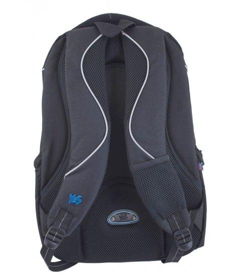 Рюкзак для підлітків YES  Т-22 With blue, 48*32*10 - фото 4 з 5
