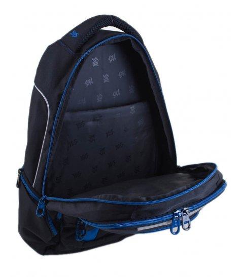 Рюкзак для підлітків YES  Т-22 With blue, 48*32*10 - фото 5 з 5