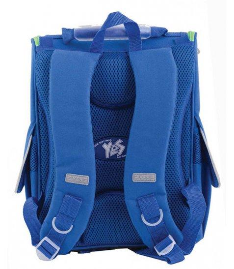 Рюкзак шкільний каркасний  YES  H-11 Dinosaur, 34*26*14