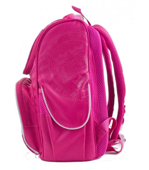 Рюкзак шкільний каркасний  YES  H-11 Oxford rose, 34*26*14