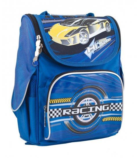 Рюкзак шкільний каркасний YES H-11 High Speed, 34*26*14