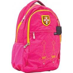 """Рюкзак для підлітків YES  CA060 """"Cambridge"""", рожевий, 29*14*46см"""