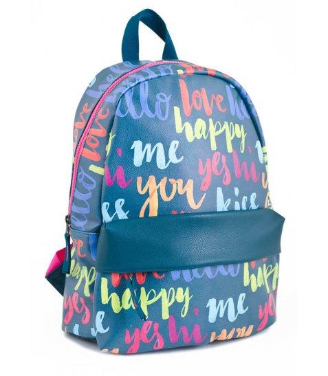 Рюкзак для підлітків YES ST-28 Happy love, 35*27*13 - фото 1 з 8