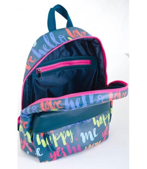 Рюкзак для підлітків YES ST-28 Happy love, 35*27*13 - фото 8 з 8