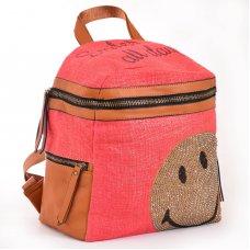 Сумка-рюкзак YES, червоний