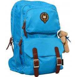 """Рюкзак для підлітків YES  Х163 """"Oxford"""" бірюзовий, 47*29*16см"""
