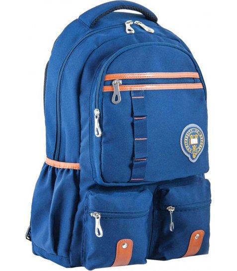 Рюкзак для підлітків YES  OX 292, синій, 30*47*14.5