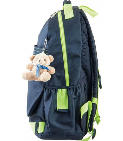 Рюкзак для підлітків YES  OX 290, чорний, 30*47.5*14.5