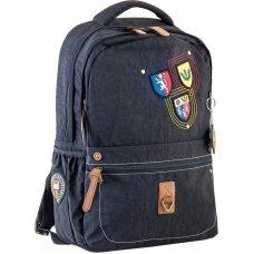 Рюкзак для підлітків YES  OX 194, чорний, 28.5*44.5*13.5