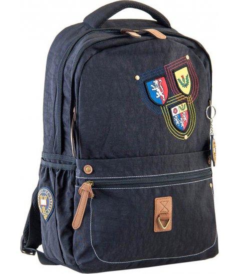 Рюкзак для підлітків YES  OX 194, чорний, 28.5*44.5*13.5 - фото 1 з 8