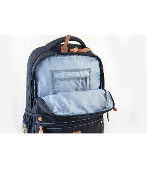 Рюкзак для підлітків YES  OX 194, чорний, 28.5*44.5*13.5 - фото 8 з 8