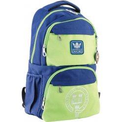 Рюкзак для підлітків YES  OX 233, синьо-зелений, 31*46*17