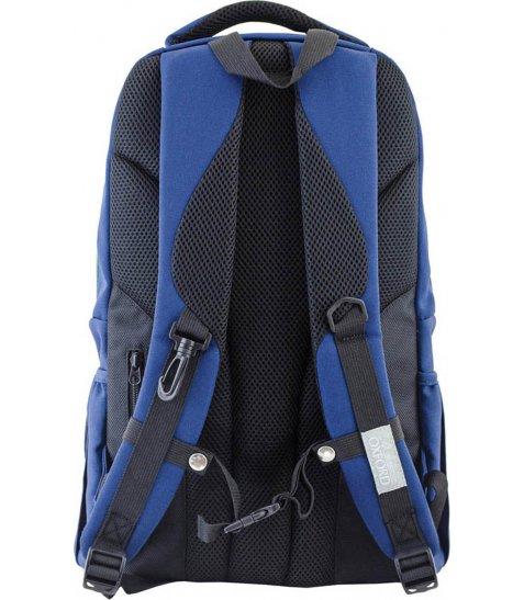 Рюкзак для підлітків YES  OX 233, синьо-зелений, 31*46*17 - фото 4 з 4