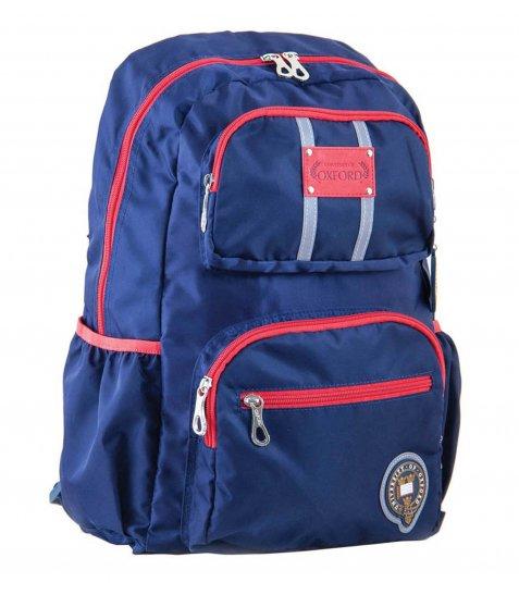 Рюкзак для підлітків YES  OX 334, синій, 29*45.5*15