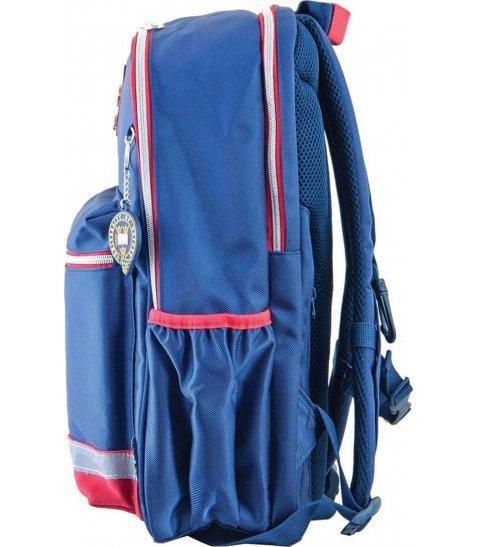 Рюкзак для підлітків YES  OX 329, синій. 28*42*15