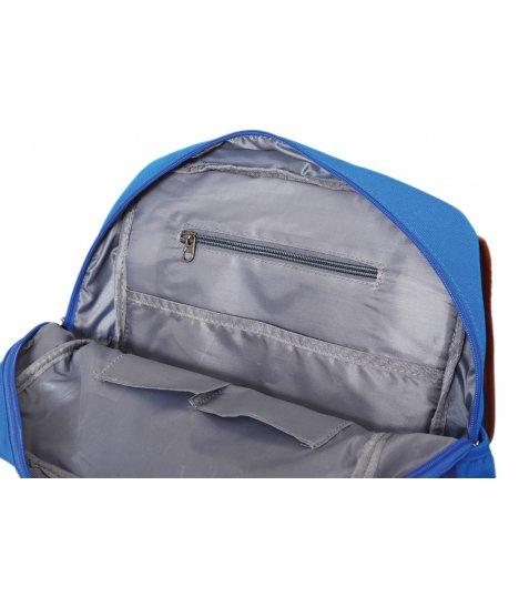 """Рюкзак для підлітків YES  CA071 """"Cambridge"""", блакитний, 29*13*35.5см"""