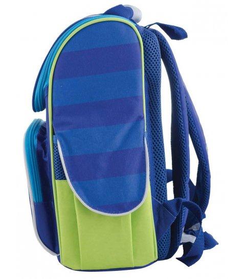 Рюкзак шкільний каркасний  YES  H-11 Smile, 34*26*14