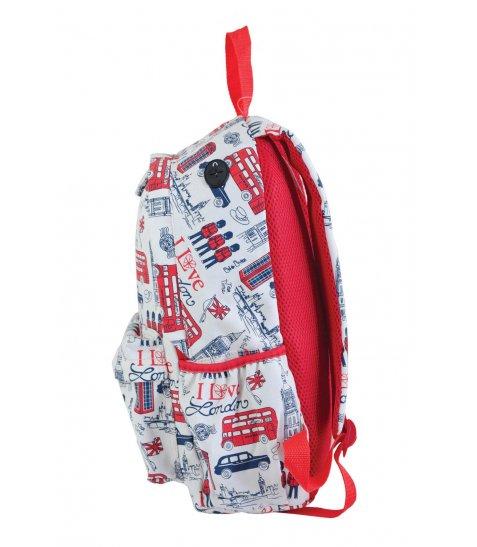 Рюкзак для підлітків YES  ST-15 London, 40*26.5*13 - фото 6 з 8