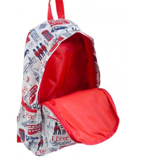 Рюкзак для підлітків YES  ST-15 London, 40*26.5*13 - фото 8 з 8