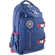 Рюкзак для підлітків YES  OX 302, синій, 30*47*14.5