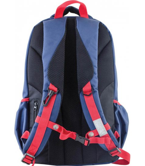 Рюкзак для підлітків YES  OX 302, синій, 30*47*14.5 - фото 7 з 8