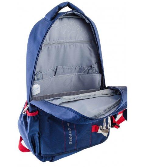 Рюкзак для підлітків YES  OX 302, синій, 30*47*14.5 - фото 8 з 8