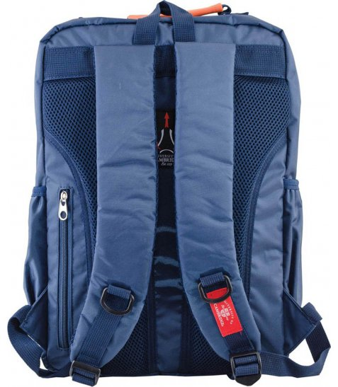 Рюкзак для підлітків YES  CA 076, синій, 29*43*12