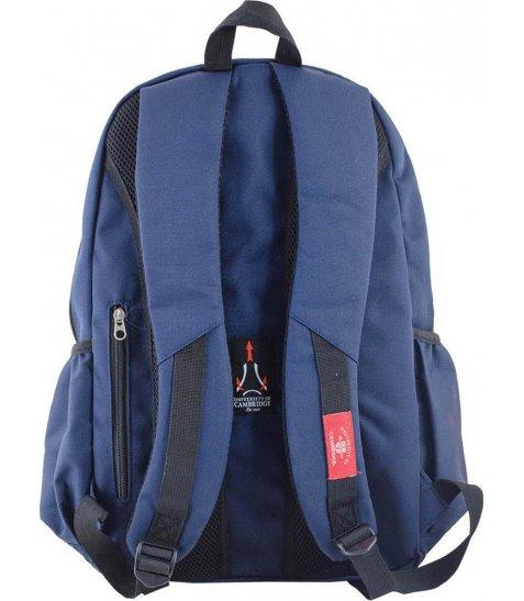 Рюкзак для підлітків YES  CA 079, синій, 31*43*13