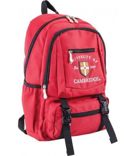 Рюкзак для підлітків YES  CA 079, червоний, 31*43*13