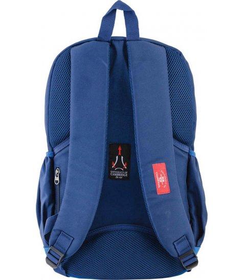 Рюкзак для підлітків YES  CA 095, синій, 45*28*11