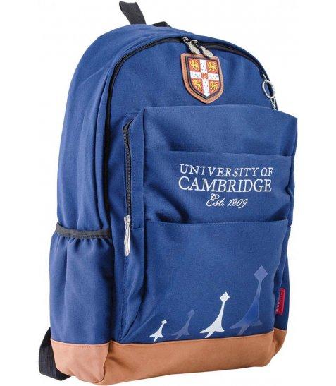 Рюкзак для підлітків YES  CA 083, синій, 29*47*17 - фото 1 з 8