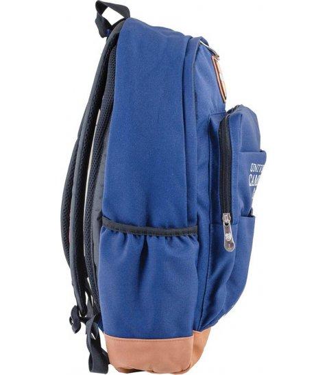 Рюкзак для підлітків YES  CA 083, синій, 29*47*17 - фото 2 з 8